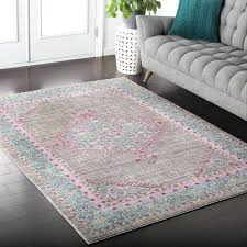 pink and grey area rugs house distressed vintage grey pink area rug pink grey area rug pink and grey area rugs