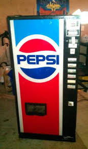 Vintage Pepsi Vending Machine Parts Adorable Is This Old Pepsi Machine Worth Checking Out Beverage And Food