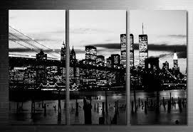new york city canvas monochrome nyc skyline canvas art tehno art nyc skyline canvas on canvas wall art new york city with new york city canvas monochrome nyc skyline canvas art tehno art nyc