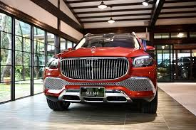 The maybach gls 600 joins the maybach versions of the s class at the tippy top of the mercedes model range. Jay Chou Received The Top Christmas Gift From Benz The Maybach Rv Is Known As A Land Based Luxury Yacht Automotive Sanli News Network Setn Com World Today News