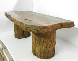 concrete and wood furniture. Amazon.com : Handmade Fossilized Bench Concrete Table, CF-302 Petrified Log \ And Wood Furniture -