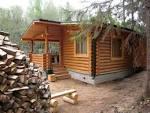 Построить дом своими руками для деревни