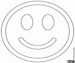 Kleurplaten Emoticons Kleurplaat