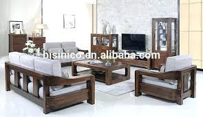 Simple wooden sofa chair Lightweight Solid Wood Sofa Set Wooden Furniture Sofa Style Black Walnut Furniture Sofa Solid Wood On Simple Lewa Childrens Home Solid Wood Sofa Set Solid Wood Sofa Set Wood Frame Living Room