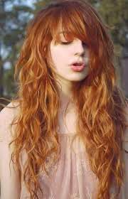 fresh hairstyle ideas with side bangs