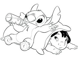 Stitch Coloring Pages To Print Stitch Coloring Pages Stitch