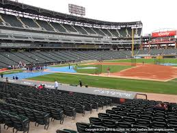 Cellular Park Seating Chart Best Seats For Chicago White Sox At Guaranteed Rate Field