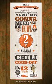 chili cook off poster ideas. Contemporary Ideas Poster For The Chili CookOff At Ubisoft Toronto 2014 And Cook Off Ideas I
