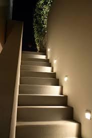 Motion Sensor Stair Lights Really Nice For Outside Stairs Lighting Pinterest Stair