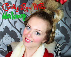 how the grinch stole christmas cindy lou now. Unique Stole Cindy Lou Who The Grinch Stole Christmas Makeup Tutorial On How The Christmas Now