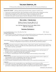 Sample Staff Nurse Resume Vocational Training Certificate Format Doc Fresh Staff Nurse Resume 43