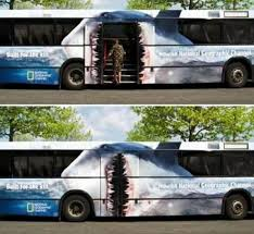 cool bus paint job shark teeth a cool bus paint job shark teeth on the back doors an amazing mural