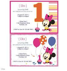 Birthday Invitations Printable Minnie Mouse Printable Party Invitations Disney Family