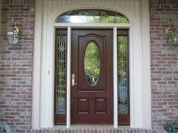 nice front doorsA Nice little Door To Window Conversion  Remodeling Picture