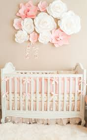 lifestyle blogger katelyn jones of a touch of pink shares her baby girl s nursery