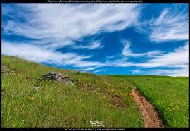summit trail praveen s protography s sanfrancisco california park gr clouds landscape spring nikon