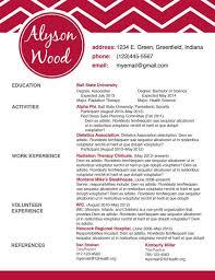Cute Resume Templates Unique Cute Resume Templates] 48 images cute resume templates resume