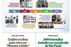Resultado de imagem para Dia do Jornal Batista em 2017