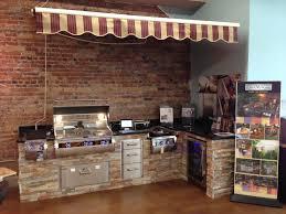 6 Ft Outdoor Kitchen Island Frame Kit Fireside Outdoor Kitchens