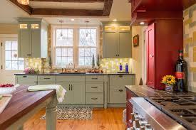 Farmhouse Kitchens Designs 1800s Historical Farmhouse New England Design Elements