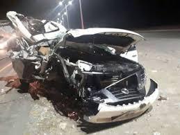 Passenger, 19, killed in horrific car crash in Ras Al Khaimah ...