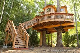 Treehouse Join Us As We Tour The Completed Orcas Inside Concept Ideas