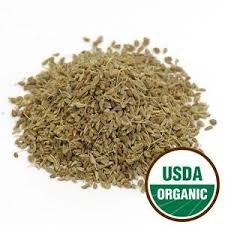 <b>Anise Seed Whole Organic</b> | Coronado Spice & Tea
