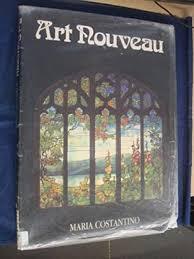 art nouveau costantino maria