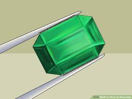 How To Shop For Emeralds 15 Steps With Pictures Wikihow