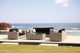 Small Picture Luxury Garden Furniture Sets Designer Contemporary All Weather