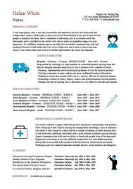 Modern Nurse Resume Format Word Nursing Cv Template Nurse Resume Examples Sample