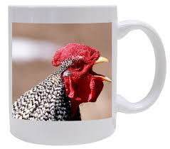 See more by east urban home. Rooster Coffee Mug