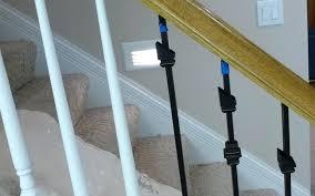 custom interior wrought iron railing manos a la obra garanti