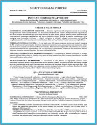 Sample Cover Letter For Resume General Counsel Position Cover