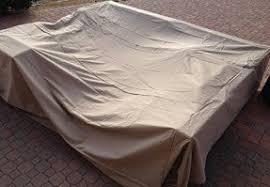 outdoor garden furniture covers. All Weather Outdoor Patio Furniture Cover In Beige - Heavy Duty Garden Covers T