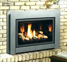 average cost of gas fireplace installation average of gas fireplace insert