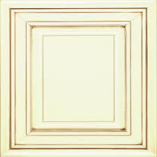 diamond reflections caldwell 14 75 in x 14 75 in toasted almond painted maple raised panel