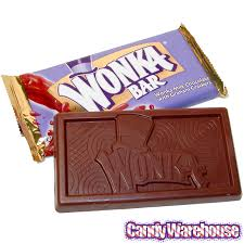 real wonka chocolate bar. Perfect Real Willy Wonka Chocolate Bars  ORIGINAL 18Piece Box Intended Real Bar CandyWarehousecom