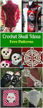 Skull Crochet Pattern