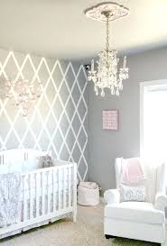 curtain gorgeous crystal chandelier for nursery 3 baby girl room canada babys adorable design and decor