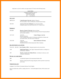 8 1 Page Resume Template Mla Cover Page