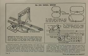 lionel 450 signal bridge wiring for 2 trains o gauge railroading like