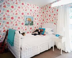 ideas floral bedroom