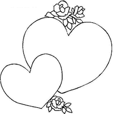 Small Picture Giving a Heart Shaped Gift Box on Valentines Day Coloring Page