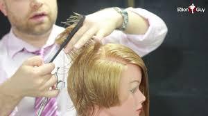 Gatsby Hair Style carey mulligan inspired haircut demo youtube 8418 by stevesalt.us
