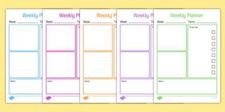Teacher Weekly Planners Weekly Teacher Planner Weekly Planner Planner Teachers Planner