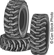 monster truck tires clipart. Delighful Monster Vector Car Tires  Car Tires With A Large Tread Isolated On Intended Monster Truck Tires Clipart L