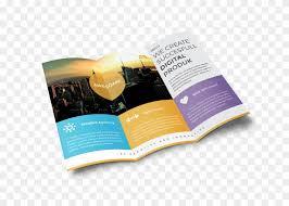 Tri Fold Brochure Png Png Download 3 Fold Flyer Png