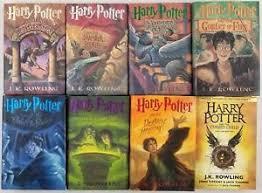 image is loading harry potter the plete series plus bonus book