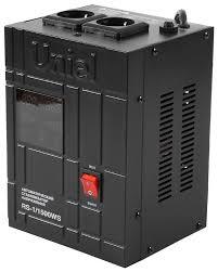 <b>Стабилизатор</b> напряжения однофазный <b>Uniel RS</b>-<b>1</b>/<b>1500WS</b> ...